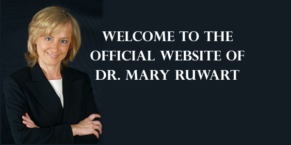About Dr. Mary Ruwart